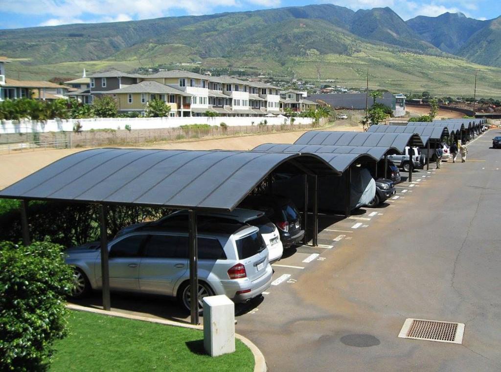 Carport-in-Resort-Villa