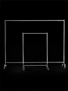 Kleiderständer & Garderobenständer, Rupp Metalltrend: Metallbau, Metallbauer