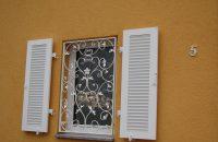 Leicht-Barock-Fenstergitter