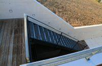 Treppengeländer, Geländer